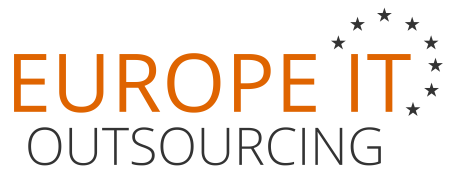 Europe IT outsourcing Small Logo Footer