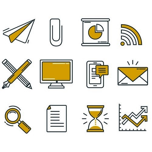 Icons Design Outsourcing Service