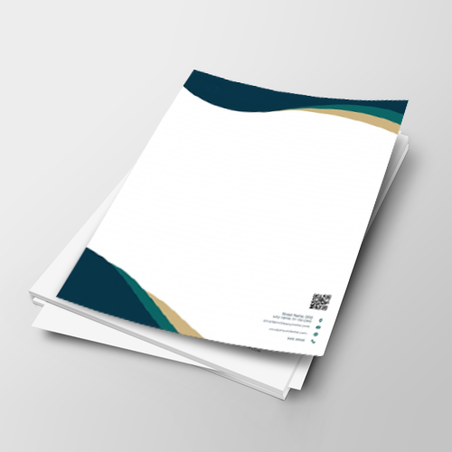 Letterhead Design Outsourcing Service