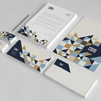 Stationery Design Outsourcing Service
