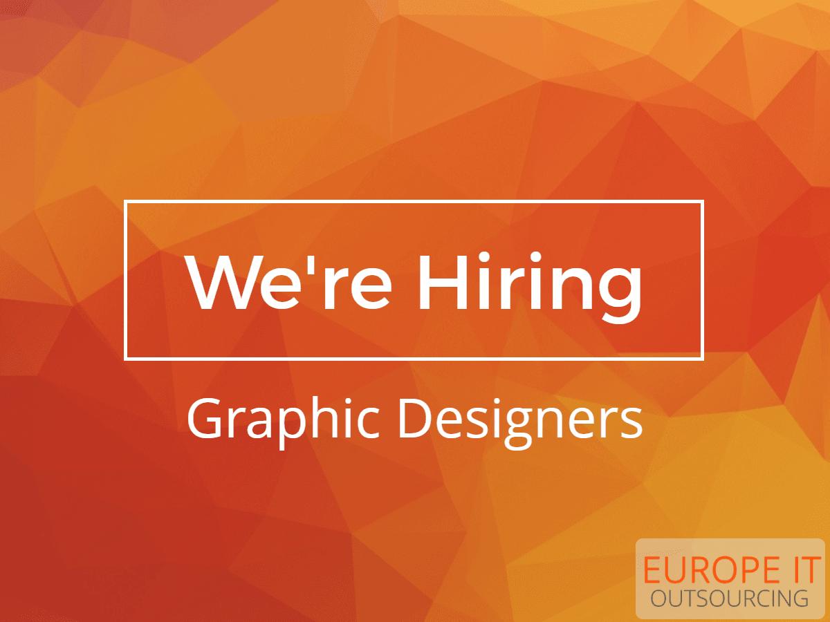 Graphic Designer Job