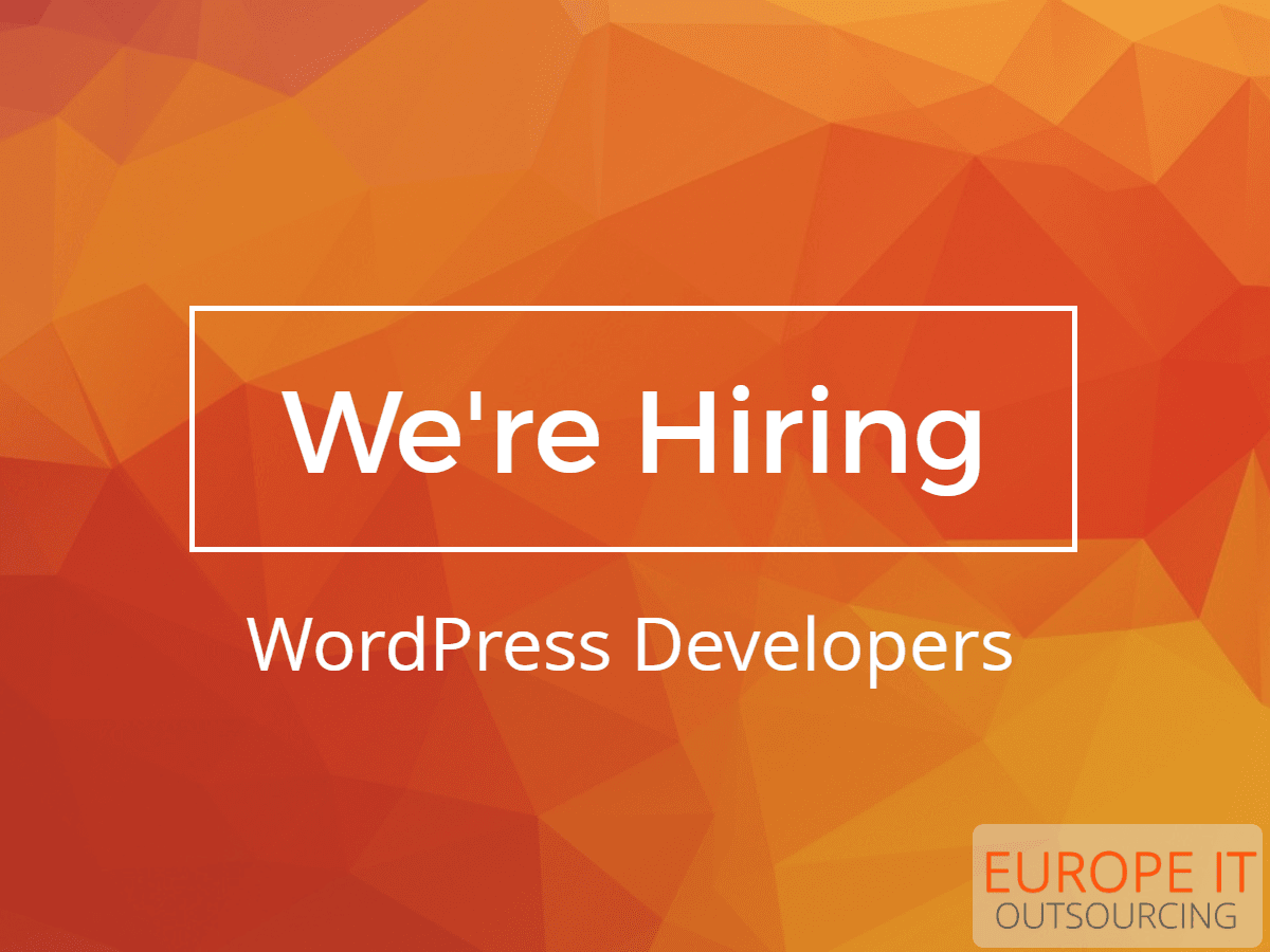 WordPress Developer Job