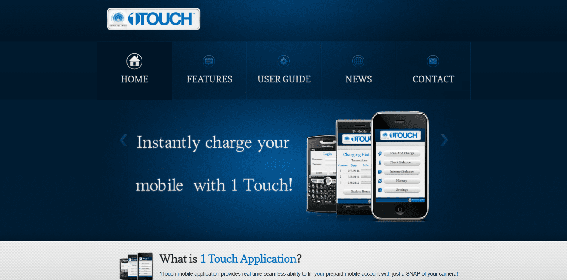 One Touch Mobile Development
