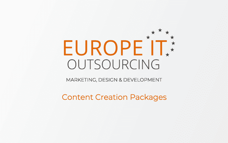 Content Marketing Packages & Prices